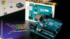 JavaScript Browser-based Arduino Control Image