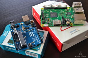Connect and Interface Raspberry Pi with Arduino Image