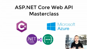 ASP.NET Core API. From scratch to Master + Azure deployment Image