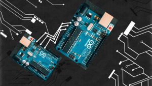 Arduino Communication with SPI Protocol Image