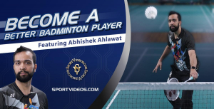 Become A Better Badminton Player Image
