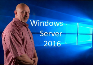 MCSA Windows Server 2016 (70-740) Course Image