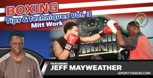Boxing Tips and Techniques Vol. 3 - Mitt Work Image