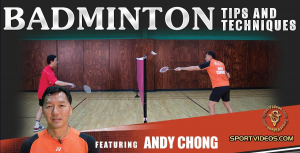 Badminton Tips and Techniques Image