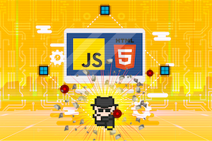 Learn DOM manipulation with easy modern JavaScript Image