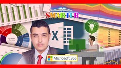 2021 Professional MS EXCEL Course with Real Applications Image