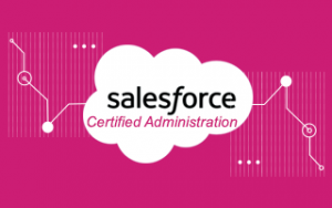 Salesforce Certified Administration Image
