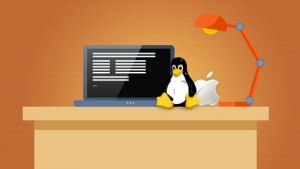 Mac Linux Command Line for Beginners Image