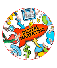 Digital Marketing Online Training Image