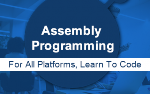 Assembly Programming For All Platforms, Learn To Code Image