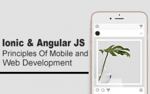 Ionic & Angular JS: Principles Of Mobile and Web Development Image