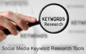Keyword Research: Social Media Keyword Research Tools Image