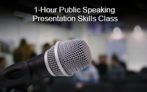 TJ Walker's 1-Hour Public Speaking Presentation Skills Class Image