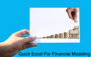 Quick Excel for Financial Modeling Image
