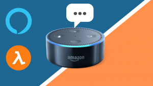 The Complete Alexa Skill Development Bootcamp (2019) Image