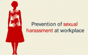 Prevention of Sexual Harassment at Workplace Image
