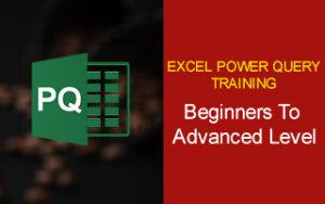Excel Power Query Training - Beginners to Advanced levelImage
