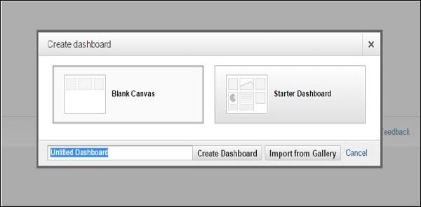 Dashboard Implementation