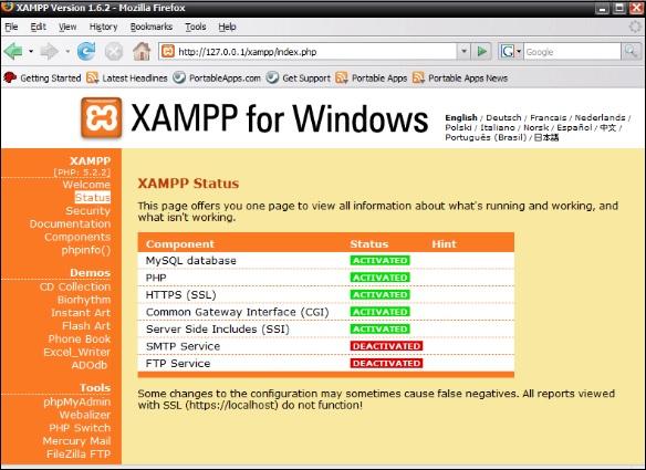 XAMPP Windows