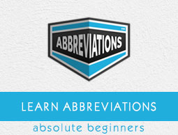 Abbreviations Tutorial
