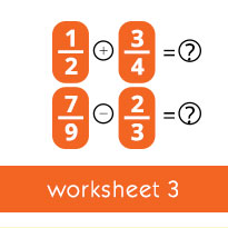 math worksheet : addition or subtraction of unit fractions worksheets : Unit Fractions Worksheets