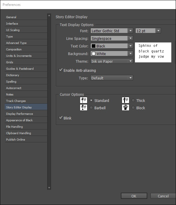 Adobe InDesign CC - Quick Guide - Tutorialspoint