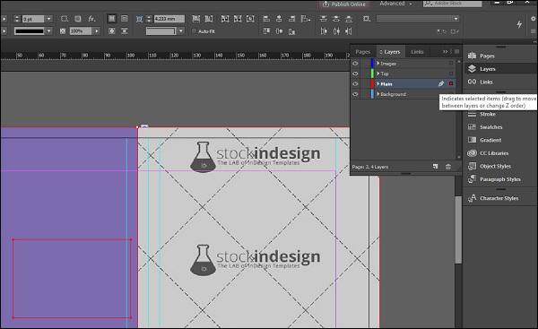 Adobe InDesign CC - Quick Guide