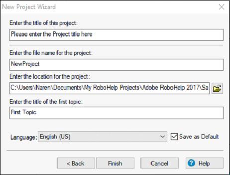 Adobe RoboHelp - Quick Guide - Tutorialspoint
