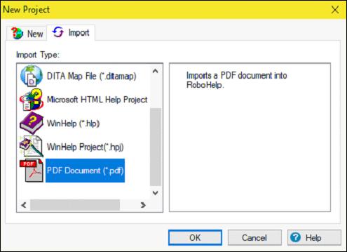 Help Pdf Files