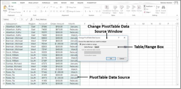 Advanced Excel Pivot Table Tools