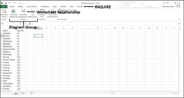 GNIIT HELP: Advanced Excel - Workbook Analysis ~ GNIITHELP