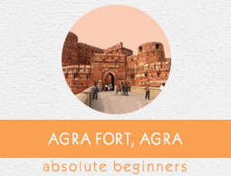 Agra Fort Tutorial