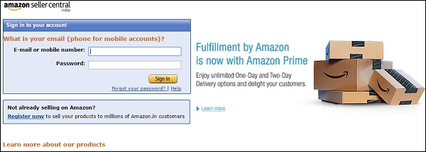 what is seller central amazon