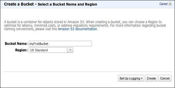 Amazon Web Services - Amazon S3 - Tutorialspoint
