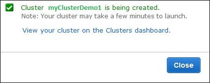 Cluster Close