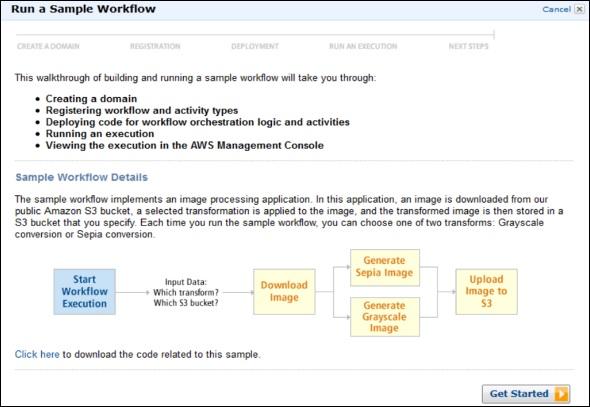 Start Workflow Execution