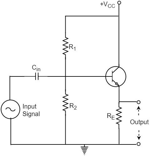 Emitter follower and darlington amplifier construction the constructional details of an emitter follower circuit ccuart Image collections