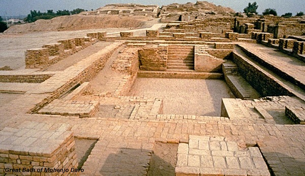 Great Bath of Mohenjo Daro