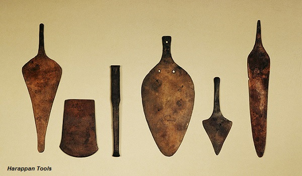 harappan crafts and industries