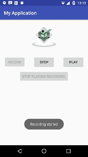 Android - Audio Capture