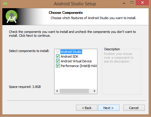 install apk on phone android studio