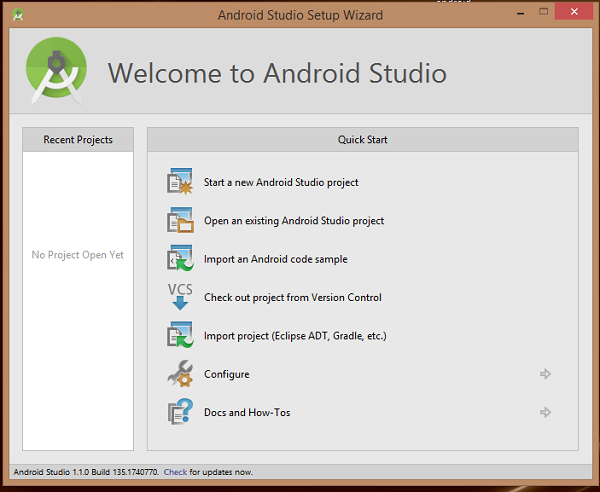 Android - Studio - Tutorialspoint