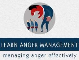 Quick anger management tips
