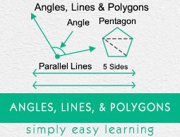 Angles, Lines, and Polygons Tutorial