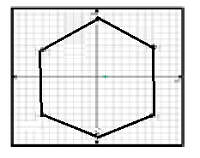 Drawing and identifying a polygon in the coordinate plane Online Quiz 9.10.2