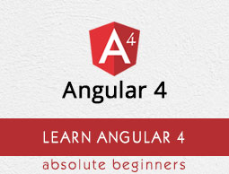 Angular 4 Tutorial