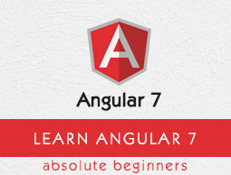 Angular7 Tutorial