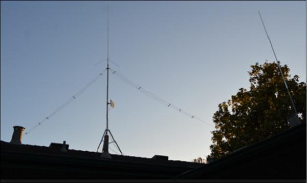 Inverted V-Antenna