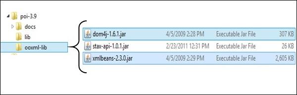 Apache POI - Environment - Tutorialspoint