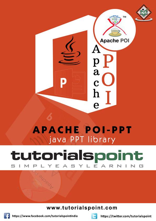 Apache POI PPT Tutorial